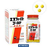 【第3類医薬品】エスファイトゴールド 180錠 エスエス製薬