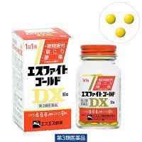 【第3類医薬品】エスファイトゴールドDX 90錠 エスエス製薬
