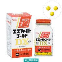 【第3類医薬品】エスファイトゴールドDX 180錠 エスエス製薬