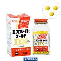 【第3類医薬品】エスファイトゴールドDX 270錠 エスエス製薬