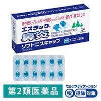 エスタック鼻炎ソフトニスキャップ 24C