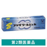 【第2類医薬品】プリザクールジェル 15g 大正製薬