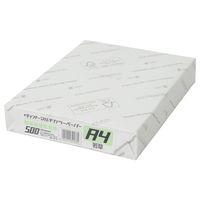 大王製紙 ダイオーマルチカラープリンタ用紙 76416 A4 1箱(2500枚入) 若草色