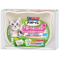 1週間消臭・抗菌デオトイレ 子猫から体重5kgの成猫用 ユニ・チャーム