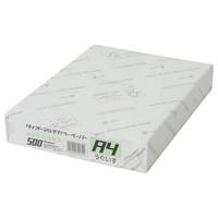 大王製紙 ダイオーマルチカラープリンタ用紙 76410 A4 1箱(2500枚入) うぐいす色