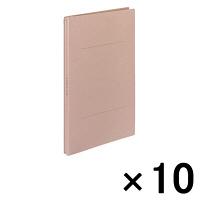 ガバットファイル A4縦 紐なし 10冊