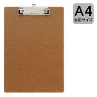 アール・エフ・ヤマカワ MDFクリップボード A4タテ RFCP-A4 1箱(100枚:10枚入×10袋)
