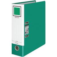 コクヨ レバッチファイル<ジャパンスタンダード> A4タテ 緑 とじ厚68mm フ-AL200G 1箱(5冊入)