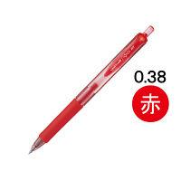 三菱鉛筆(uni) ボールペン シグノRT極細 0.38mm赤インク UMN103.15 1箱(10本入)