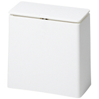 ideaco TUBELOR mini flap(チューブラーミニフラップ) ホワイト 1個