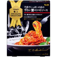 極上ずわい蟹のトマトソース