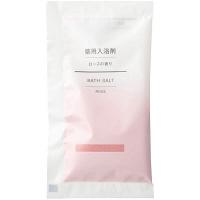無印良品 薬用入浴剤・ローズの香り(分包) 30g 76986355 良品計画
