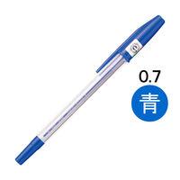 三菱鉛筆(uni) リサイクルボールペン SA-R 青インク 1箱(10本入)