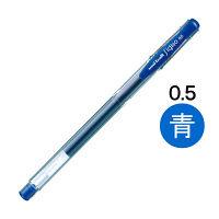 三菱鉛筆(uni) ゲルインクボールペン ユニボールシグノ(エコライター) 0.5mm 青インク UM100EW.33 1箱(10本入)