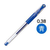 三菱鉛筆(uni) シグノ 極細 0.38mm 青インク UM151.33 1箱(10本入)