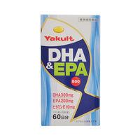 ヤクルトヘルスフーズ DHA&EPA500 1個(300粒) サプリメント