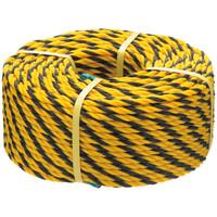 まつうら工業 標識ロープ 100m巻 トラロープ#9*100