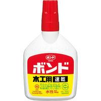 コニシ ボンド木工用速乾 180g #10832 1箱(10本入)
