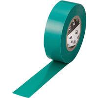 トラスコ中山 TRUSCO 脱鉛タイプ ビニールテープ グリーン 19mm×10m巻 TM1910GN1P 952-1152