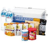 保存食5年セレクトセット 2320 1パック(18セット) 東京都葛飾福祉工場