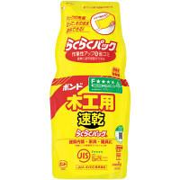 コニシ ボンド木工用速乾らくらくパック 1kg #40301