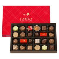 三越伊勢丹 Mary's(メリーチョコレート)ファンシーチョコレート 1箱(25粒入) 伊勢丹の紙袋付き 手土産ギフト 洋菓子