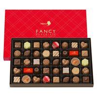 三越伊勢丹 Mary's(メリーチョコレート)ファンシーチョコレート 1箱(40粒入) 伊勢丹の紙袋付き 手土産ギフト 洋菓子