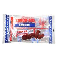 チョコエイド バッグ(ブルー) 16枚 西本貿易 1個