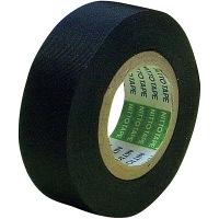 まつうら工業 アセテート布絶縁テープ 黒 19mm×10m巻 NT #5 19-10