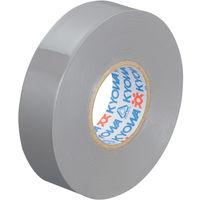 共和 ミリオン 電気絶縁用ビニルテープ 灰 19mm×20m巻 HF-538-C