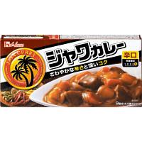 ハウス食品 ジャワカレー 辛口 185g 1個