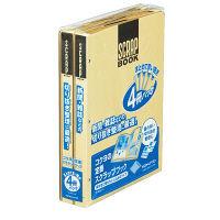 コクヨ スクラップブックD A4 ラ-40NX4 1箱(4冊入)