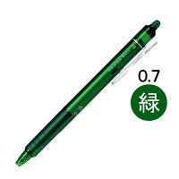 フリクションボールノック 0.7mm グリーン 緑 消せるボールペン LFBK-23F-G パイロット