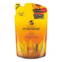 ディアボーテ HIMAWARI(ヒマワリ) オイルインシャンプー リッチ&リペア エレガントフローラル 詰め替え用 360ml クラシエホームプロダクツ