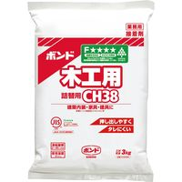 コニシ ボンド木工用 CH38 3kg詰替用 #40250 1箱(6袋入)