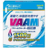 VAAM ヴァームウォーターパウダー 5.5g×30袋入 明治 アミノ酸 サプリメント