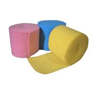 自着性伸縮包帯「ふれ帯(カラー)」 寸法:50mmX2.5m FL-0502 1ケース(144巻) 日本メディカルプロダクツ (取寄品)