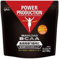 MAXLOAD(マックスロード) BCAA グレープフルーツ風味 1.0kg パワープロダクション 江崎グリコ