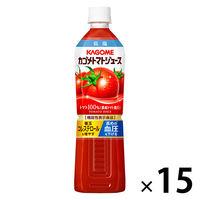【機能性表示食品】カゴメ トマトジュース スマートPET 720ml 1箱(15本入)
