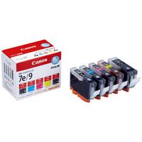 キヤノン インクジェットカートリッジ BCI-7E+9BK/5MP 1パック(5色入) (1018B003)