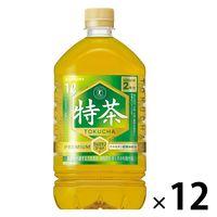 【トクホ・特保】サントリー 伊右衛門 特茶 1000ml 1箱(12本入)