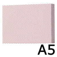 コピー用紙 セレクト ホワイト スムース A5 1冊(500枚入) 高白色 国内生産品 FSC認証 アスクル