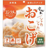 アルファー食品 安心米おこげ コンソメ味 11421463