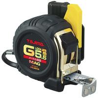 タジマ コンベックス セフコンベ Gロックマグ爪25 5.5m 25mm幅 メートル目盛 SFGLM25-55BL メジャー