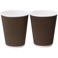 リップルラップカップ 360ml(12オンス) 1袋(24個入)