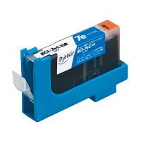 プレジール 互換インク PLE-CA07EC シアン(キヤノン BCI-7eC互換)