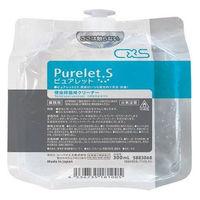 便座除菌クリーナー ピュアレットS専用液 除菌カートリッジ 300ml 1箱(6個入) シーバイエス