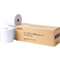 セイコーエプソン レシート用高保存感熱ロール紙 TRP080-80H