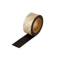 スリーエム セーフティ・ウォークすべり止めテープ タイプA 黒 50mm×5m A BLA 50X5 1セット(5巻)
