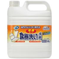 スマイルチョイス濃縮タイプ食器洗い洗剤 業務用4L